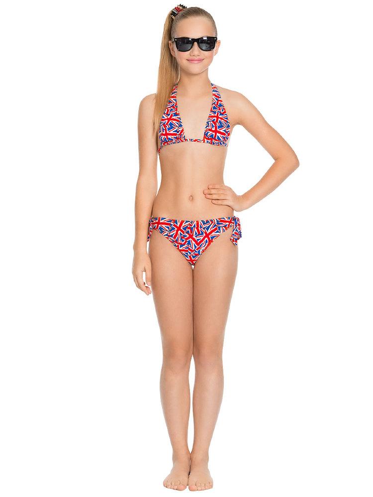 Купальник для девочек-подростков артикул: YP 041702 AF Sonya - multicolor 32S купить в интернет-магазине по цене 2 200 р