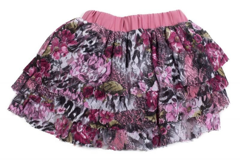 Юбка текстильная для девочки 185469