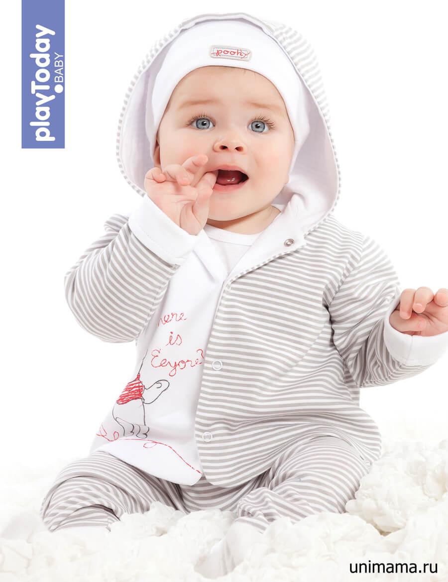 Одежда для детей с рождения